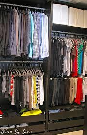 Shallow Closet Organizer - 260 best ikea pax wardrobe images on pinterest closet ideas