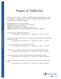 collection of solutions drug addiction worksheets about format