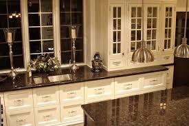 blue kitchen cabinets brown granite brown granite kitchen countertops with modern white