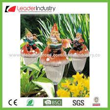 Solar Lights Garden China Gnome Solar Lights Garden Stake From Quanzhou Manufacturer