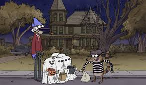 me and you and a named boo regular show terror tales of the