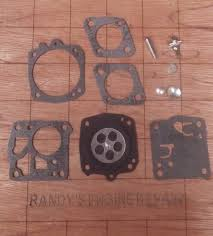 tillotson rk 23hs carb carburetor rebuild repair kit chainsaw