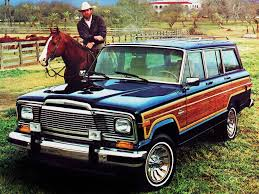 jeep grand wagoneer concept ten jeep models that shaped the most off road capable brand