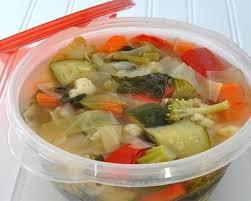 weight watchers fresh vegetable soup a veggie venture weight