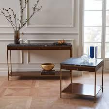 west elm entry table uptown console west elm furniture pinterest consoles entry