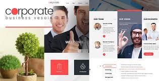 corporate responsive wordpress theme by kutethemes themeforest
