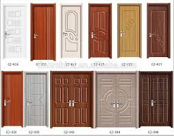 Interior Doors Cheap Turkish Wooden Glass Interior Doors Pvc Sle Door Design