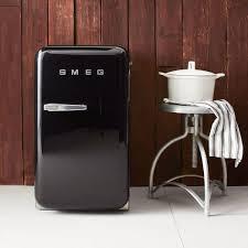 Small Under Desk Refrigerator Smeg Mini Refrigerators West Elm