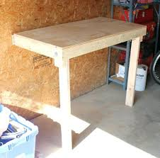 Workout Bench Plans Fold Up Workbench Diy Fold Up Work Table Collapsible Workbench