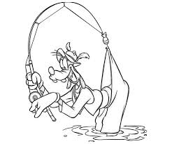 goofy coloring pages to print coloring home