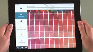 how to choose colours with the dulux visualizer app youtube