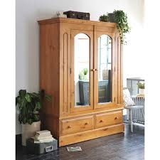 Solid Pine Wardrobes Pine Wardrobes A Choice Of Rustic Style And Durability