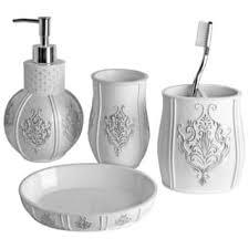 bathroom accessory sets for less overstock com