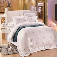 Duvet 100 Cotton Aliexpress Com Buy Five Stars Hotel 100 Cotton Free Shipping