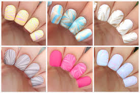 nail art how to do water marble nail art maxresdefault more easy