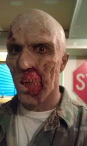 zombie makeup for kids halloween 31 best zombies makeup images on pinterest zombie makeup