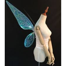 wn1 tinkerbell fairy cosplay costume wings wedding shoot