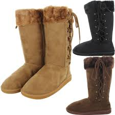 s boots with fur s winter boots with fur on top mount mercy