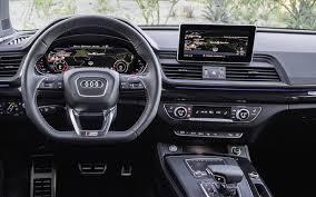 Audi Q5 Interior - 100 audi x5 2018 2018 audi q5 revealed with efficiency and