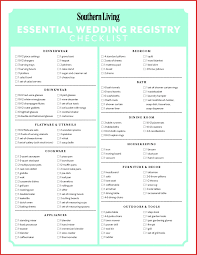 unique wedding registry awesome printable wedding registry checklist photos styles