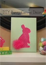 Easter Bunny Decorations Diy by Creative Diy Easter Bunny Decorations