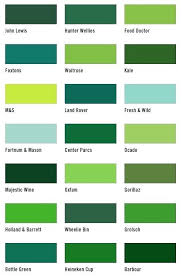 best green colors shades of green color names different color greens pleasing green