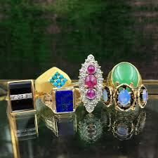 antique rings vintage images Reverie vintage and antique jewelry in nyc JPG