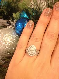 neil pear shaped engagement ring 51 best my ring images on rings