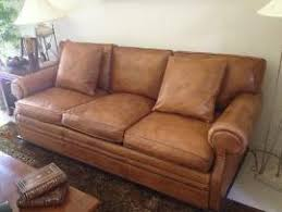 Distressed Leather Sofa Brown Cost To Ship A Ralph Lauren Leather Sofa Distressed Leather In