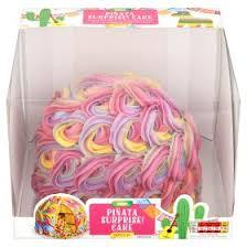 asda pinata surprise cake asda groceries