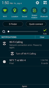 solved any ideas on how to fix my wifi calling sprint community