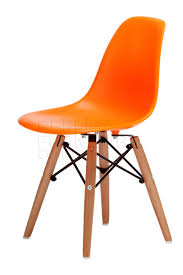 Orange Chair by Replica Charles Eames Childrens Chair