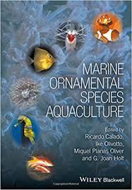 marine ornamental species aquaculture ricardo calado ike
