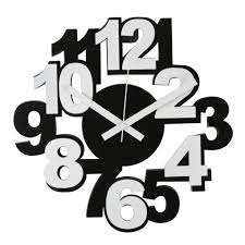 compact contemporary wall clocks online 125 contemporary wall