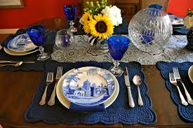 Set A Table by A Happy Summer Table With Sunflowers U2013 Maison Mccauley