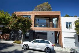 Modern Hill House Designs Cary Bernstein Transforms A 1940s San Francisco Bungalow Into A