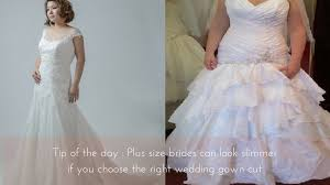 wedding dresses that you look slimmer the top 3 worst advices we heard about wedding gowns