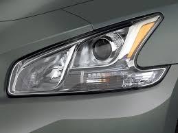 used nissan maxima 2010 image 2010 nissan maxima 4 door sedan v6 cvt 3 5 sv headlight