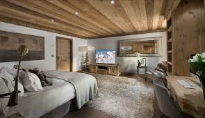 Ski Chalet Interior Home Chalet Pearl Courchevel