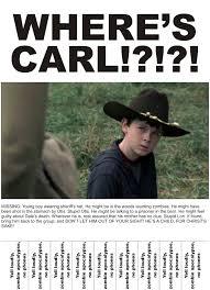 Hey Carl Meme - why carl won t stay in the bleep ing house nerdbastards com