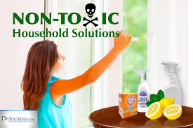 Toxicity Of Household Products by Diy Natural Homemade Cleaning Products Drjockers Com