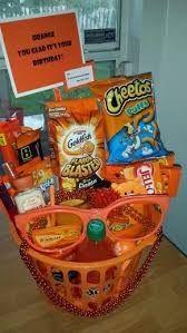 best 25 orange gift basket ideas on pinterest orange you glad