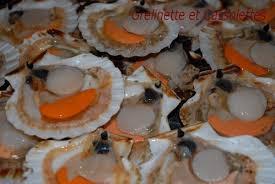 cuisiner le corail de jacques le corail des jacques grelinette et cassolettes