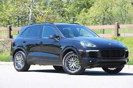 porsche suv 2017 used 2017 porsche cayenne e hybrid for sale in livermore ca near
