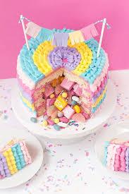 best 25 pinata cake ideas on pinterest easy birthday cakes fun