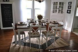 Dining Room Table Centerpiece Ideas Area Rug For Dining Room Table Provisionsdining Com