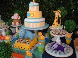 zoo themed birthday party decorations image inspiration of cake