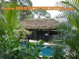 tiki hut contractor daytona beach backyard chickee u0026 tiki huts