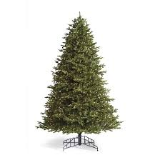 grand noble 9 ft artificial pre lit tree frontgate