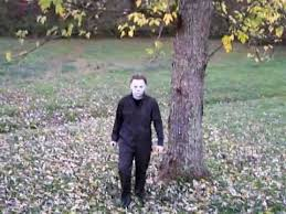 michael myers costume michael myers costume outdoors